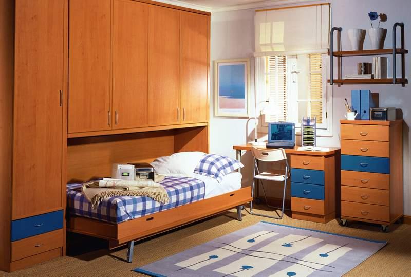 Lisimar rstt - Habitaciones juveniles espacios pequenos ...